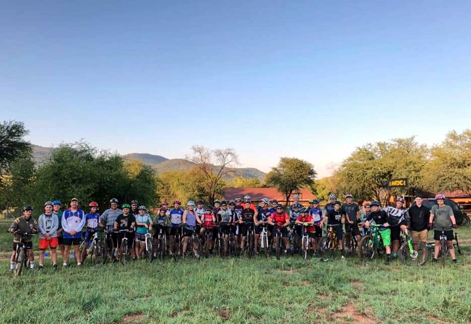 Mountain Bike Training Camp Randburg Hig
