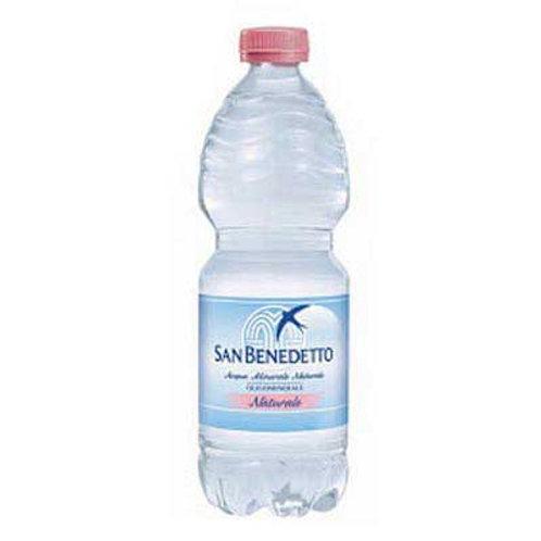 Acqua naturale 0,5 l