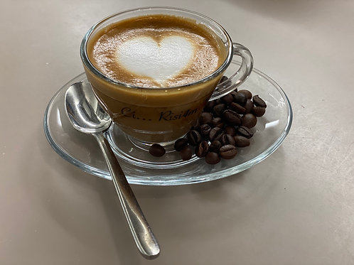 Caffè  macchiato soya