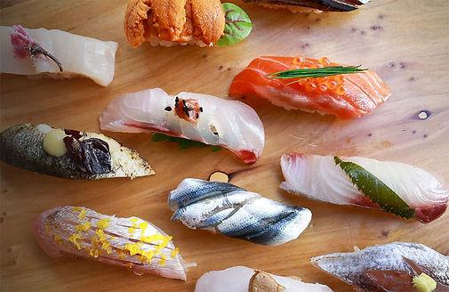 Tokyo Sushi Speical Fish