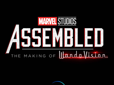 ASSEMBLED, a Behind-the-Scenes Look at the Marvel Cinematic Universe Making, Marvel Studios Announce