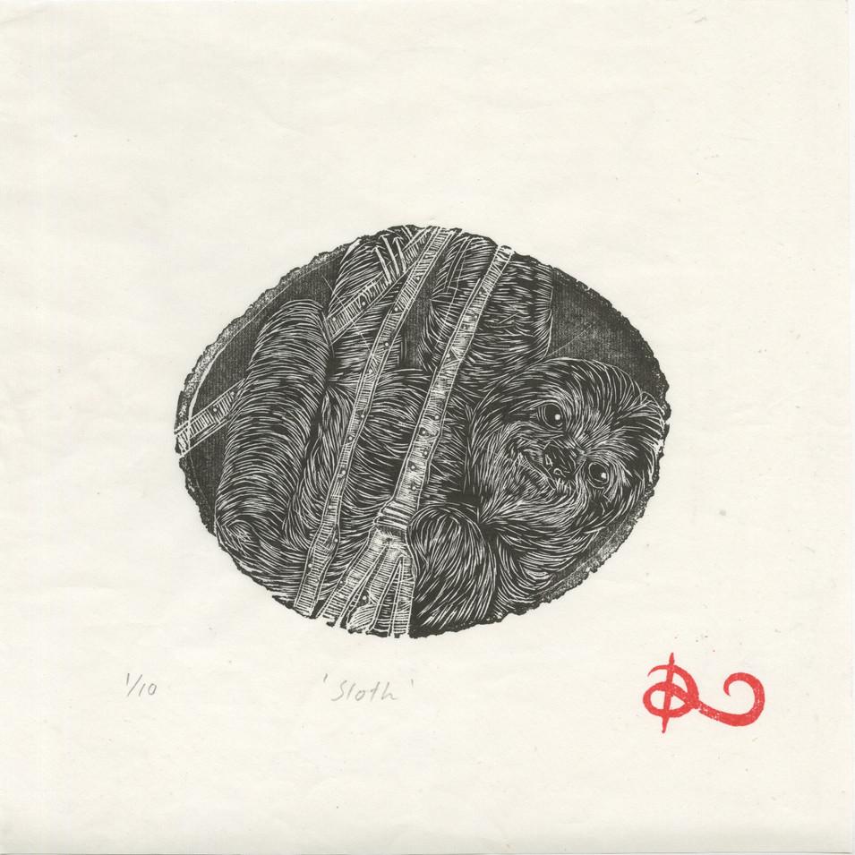 'Sloth' 2014