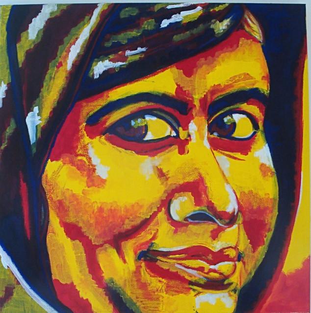 'Malala' 2015
