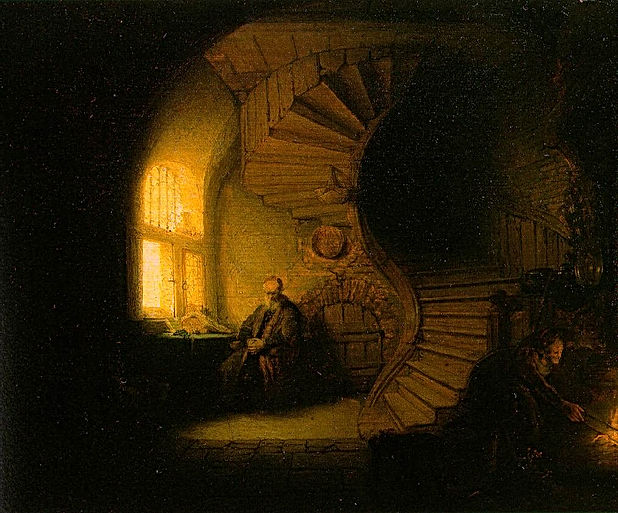 Rembrandt_-_The_Philosopher_in_Meditatio