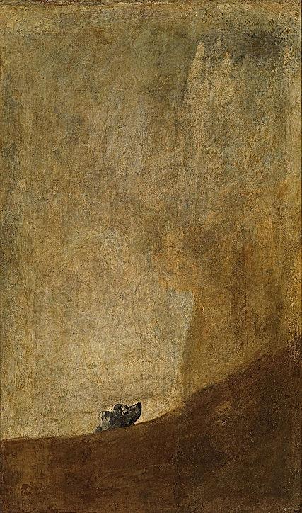 800px-Goya_Dog.jpg
