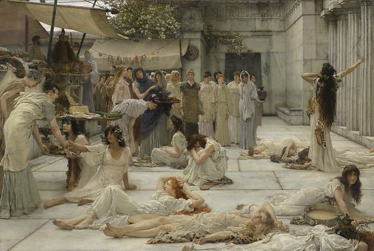 Las mujeres de Anfisa - The Women of Amp