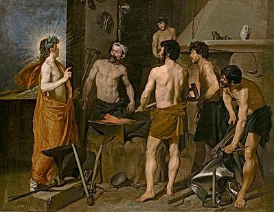 Velázquez_-_La_Fragua_de_Vulcano_(Museo_