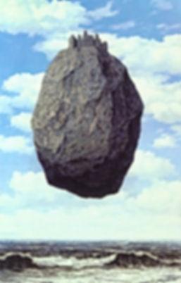 el-castillo-de-los-pirineos-rene-magritt