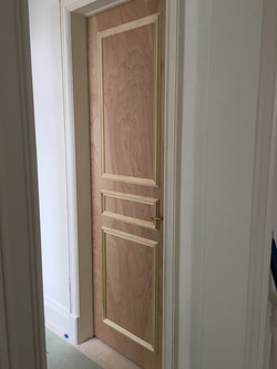 Applied Door Molding
