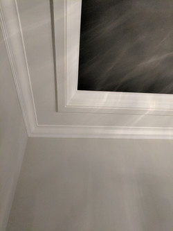 Floating Soffit Crown Molding