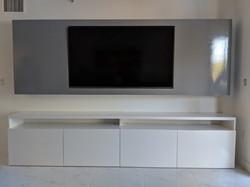 Floating TV Panel