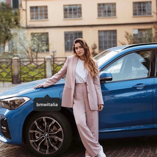 Nilufar x BMW