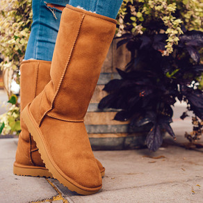 Treat Yourself to the Benefits of Sheepskin Footwear