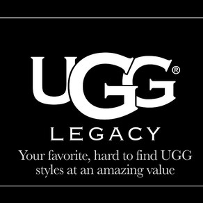 UGG Legacy Footwear: Discounted UGG Styles Only at Boot World