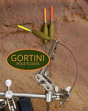 GORTINI 4x14 NiTi Ultra wire stem pole float