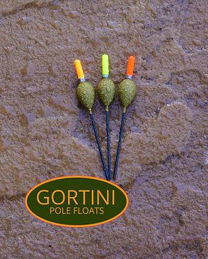 GORTINI 4x10 Dibber pole float