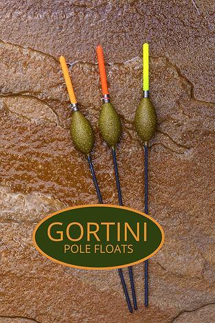 GORTINI 4x12 Short Shallow pole float