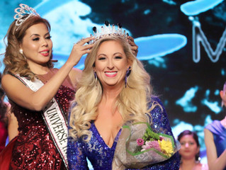 The Mrs. Earth Pageant