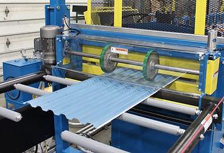 Roll Up Door Rollformer