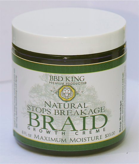 MAMA LOUISE NATURAL STOP BREAKAGE BRAID CREME