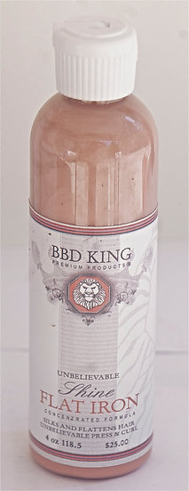 BBD KING Flat Iron Lotion