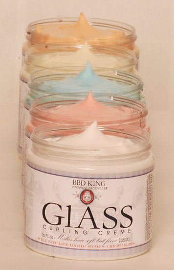 BBD KING Glass Curling Creme