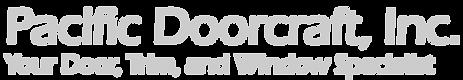 Pacific Doorcraft, Inc.