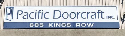 Pacific Doorcraft Inc.