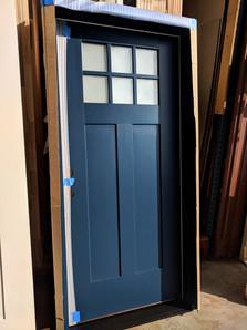 Main Entry Pre-hung door