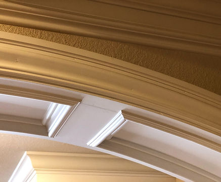 Arched Millwork