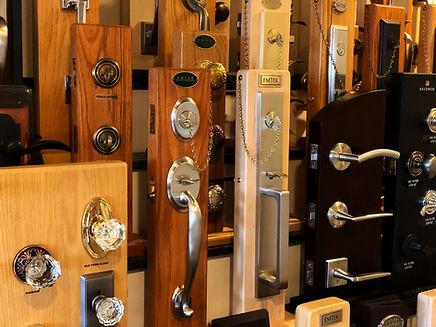 Pacific Doorcraft Showroom