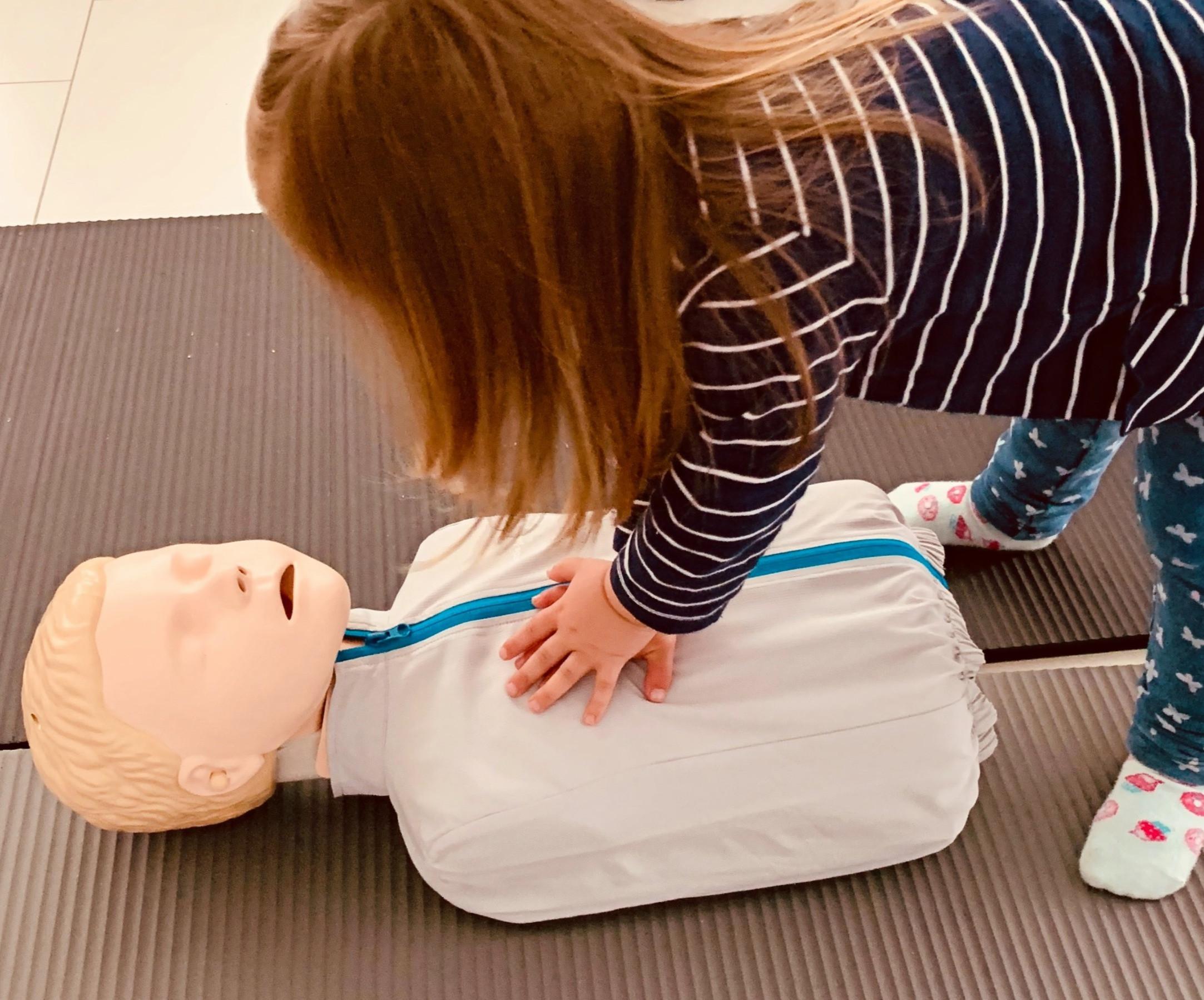 Infoveranstaltung 1. Hilfe am Kind