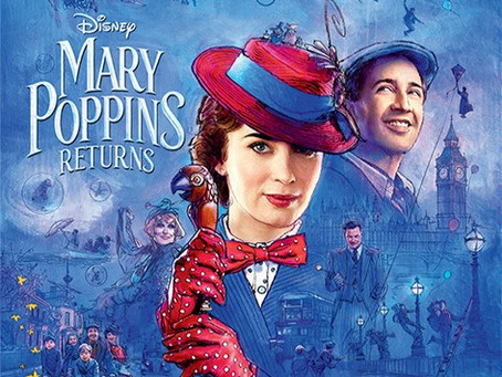 Mary Poppins Dance Workshop