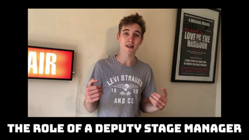 Stage & Production Management