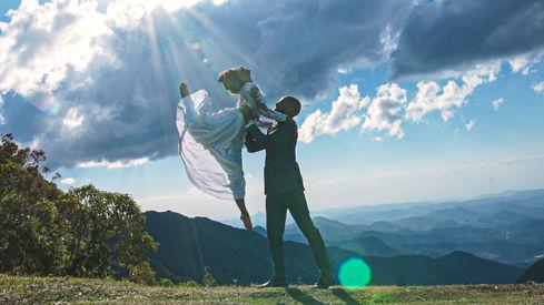 Elopement Wedding no Pico da Caledônia