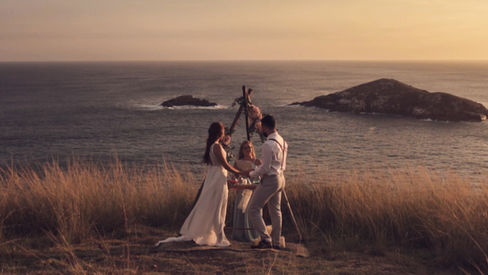 Elopement Wedding em Arraial do Cabo