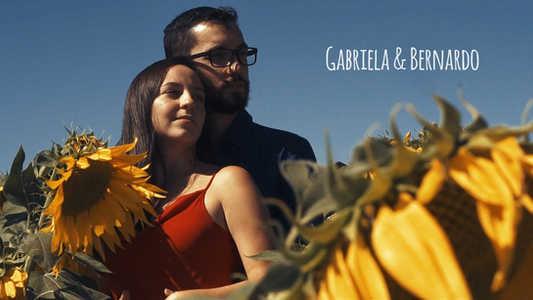 Ensaio de casal em Portugal - Gabi e Bernardo