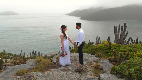 Elopement Wedding Arraial do Cabo