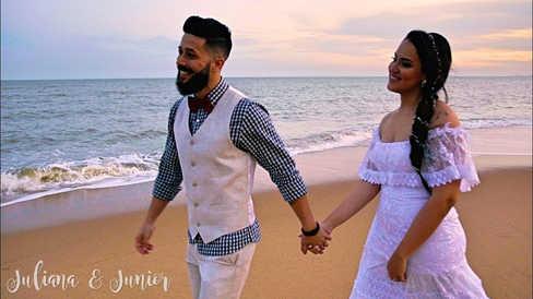 Casamento em Rio das Ostras, RJ - Erica e Gabriel