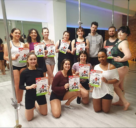 Beginners Pole Dancing Course