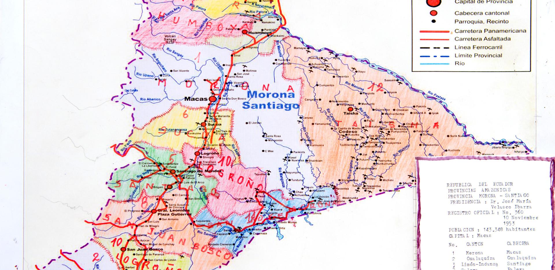 Provincia Morona-Santiago