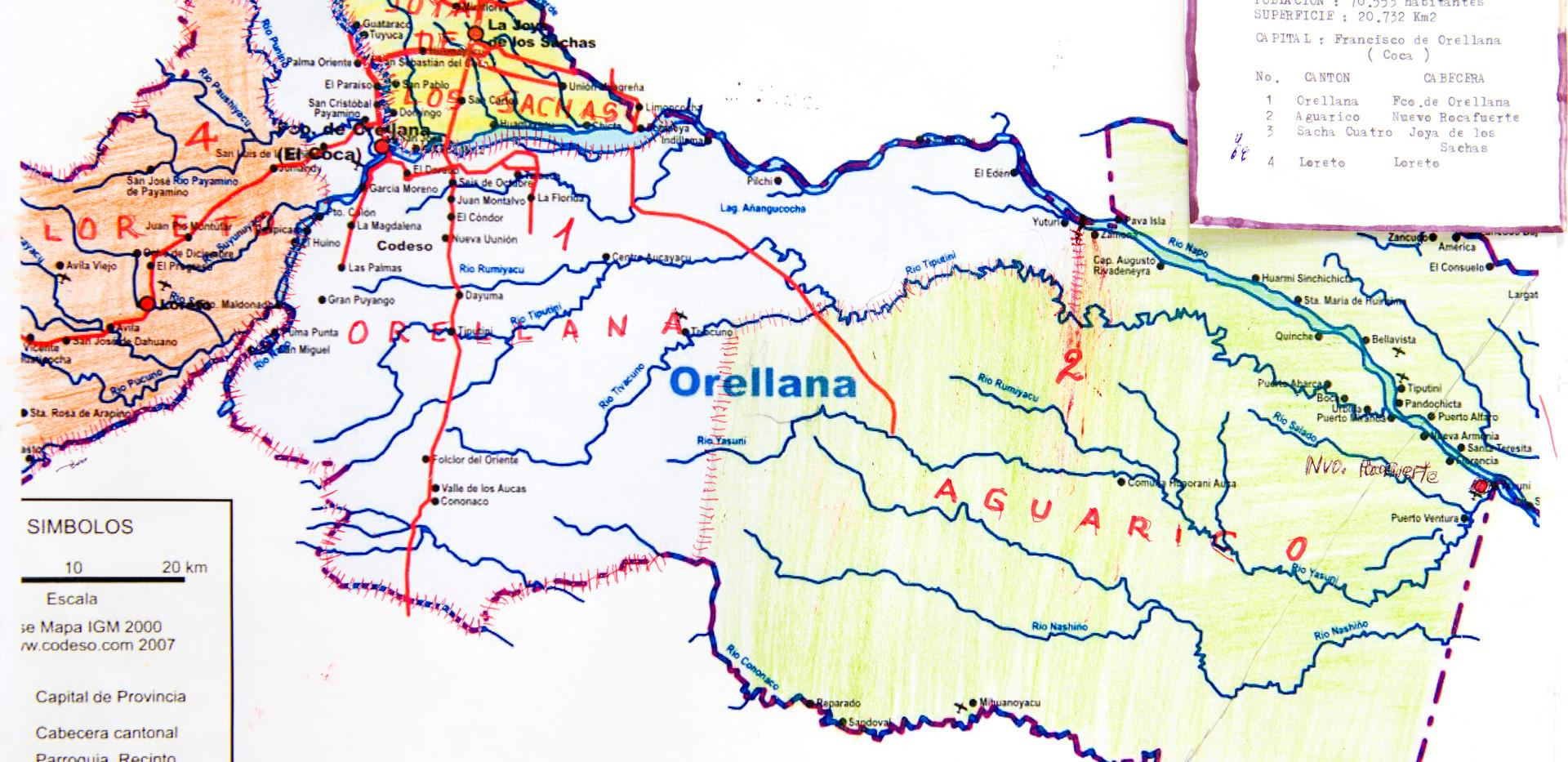 Provincia Orellana