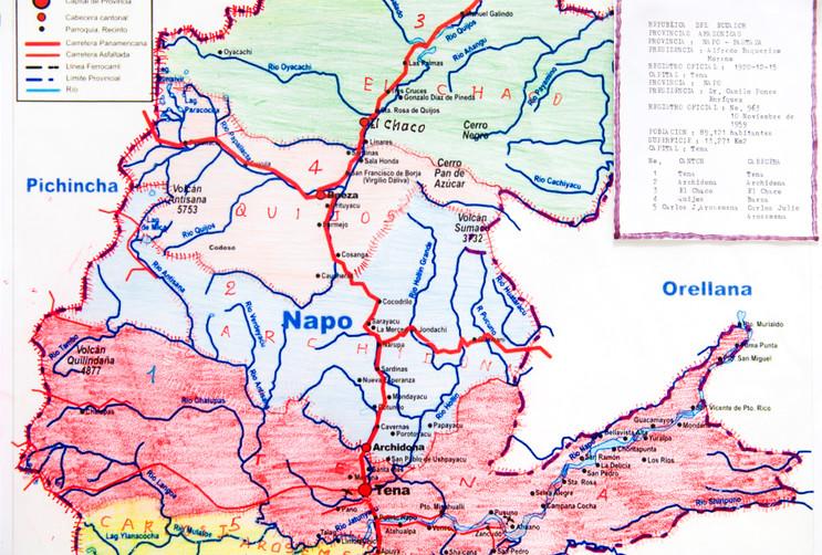 Provincia Napo-Pastaza