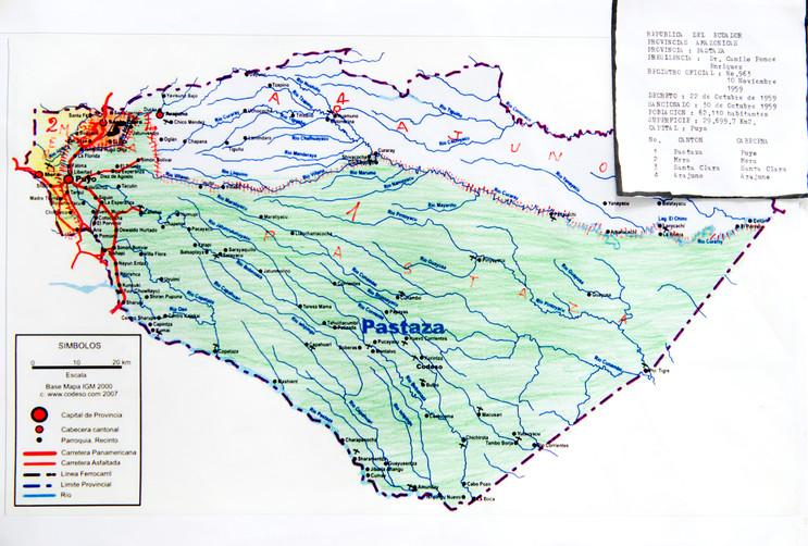 Provincia Pastaza