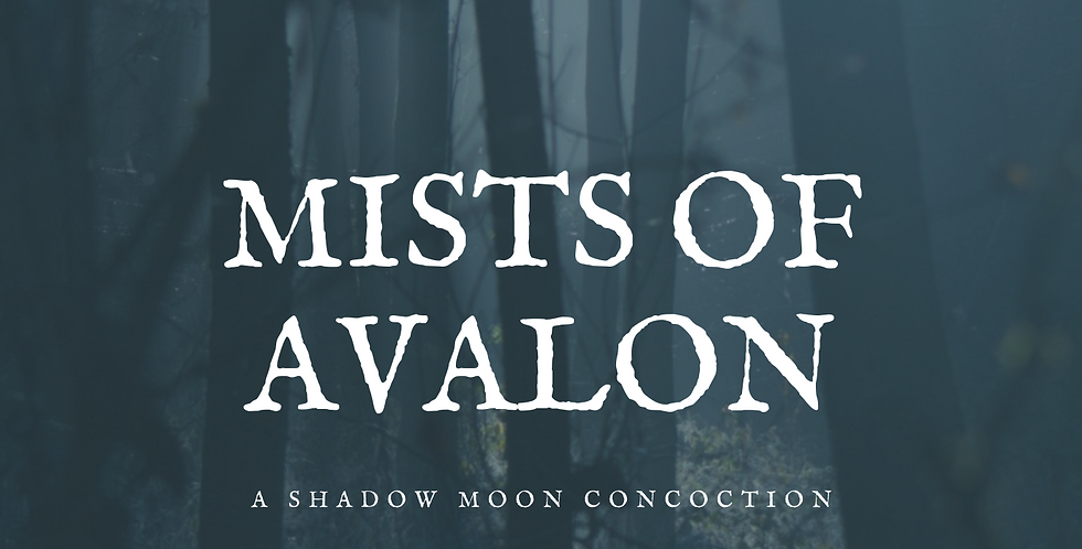 Mists of Avalon Soy Candle