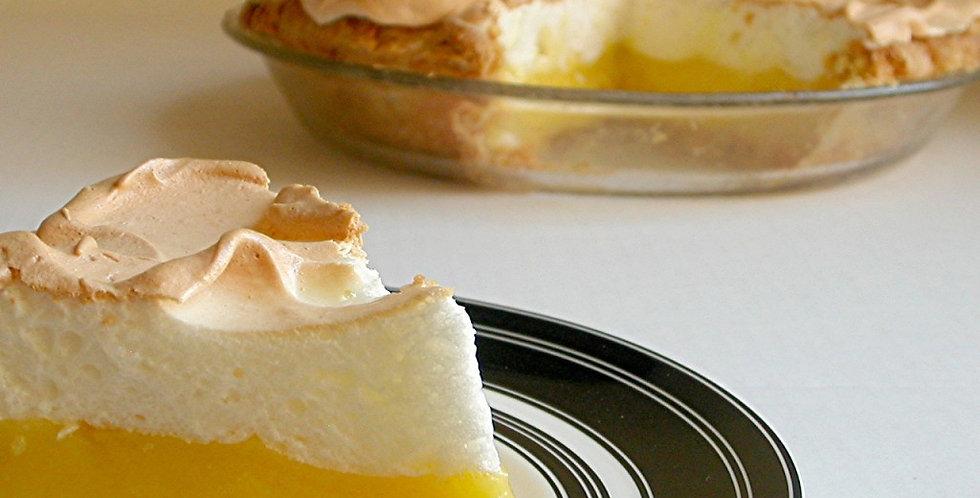 Lemon Meringue Soy Candle
