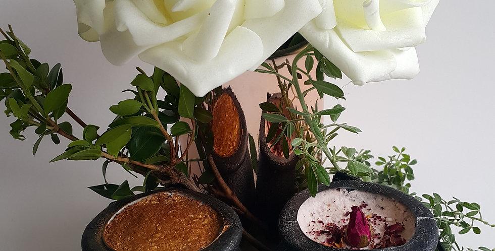Blissful Berries & Blooms Bath Bomb