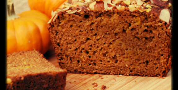 Maple Pumpkin Bread Soy Candle