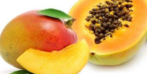 Mango & Papaya Soy Candle