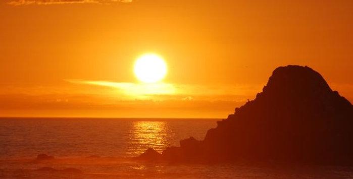 Sonoma Sunset* Soy Candle